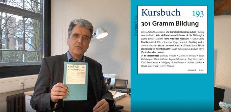 Reformpädagogik, Bildungsforschung, Professor Dr. Heiner Barz
