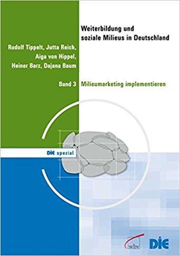 Milieumarketing implementieren, Heiner Barz