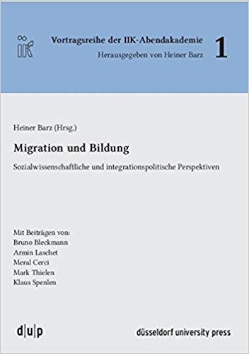 Migration und Bildung, Heiner Barz