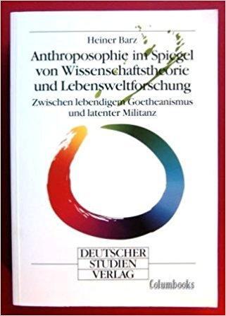 Anthroposophie, Heiner Barz