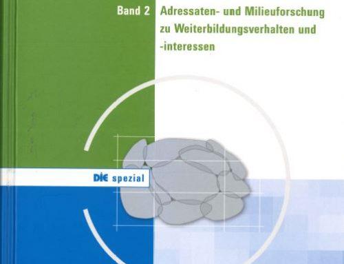 Weiterbildung und soziale Milieus in Deutschland (Band 2)