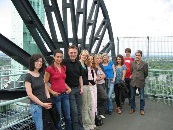 Abteilungsausflug: Bergbaumuseum Bochum