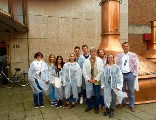 Abteilungsausflug: Brauereibesichtigung König Pilsener in Duisburg