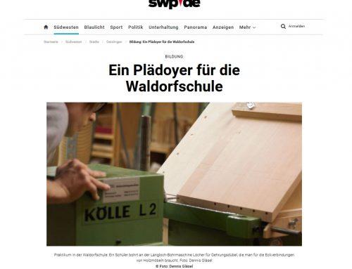 SWP.de: Ein Plädoyer für die Waldorfschule