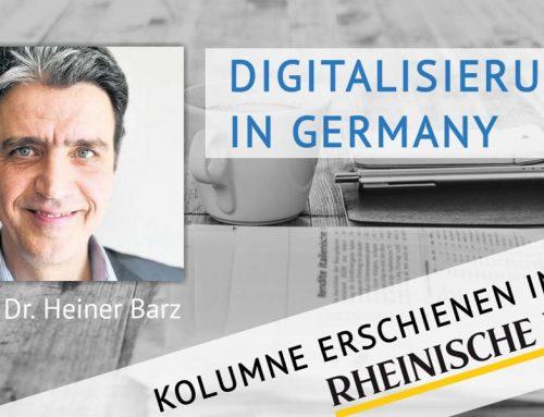 Digitalisierung in Germany