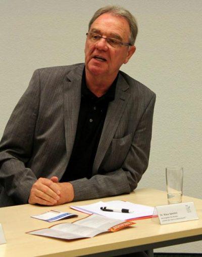 Dr Klaus Spenlen