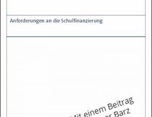 Institut für Bildungsforschung und Bildungsrecht e. V.: Gerecht und effizient (2013)