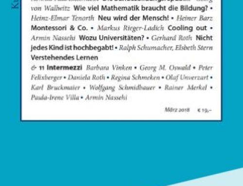 Kursbuch 193 – 301 Gramm Bildung (2018)