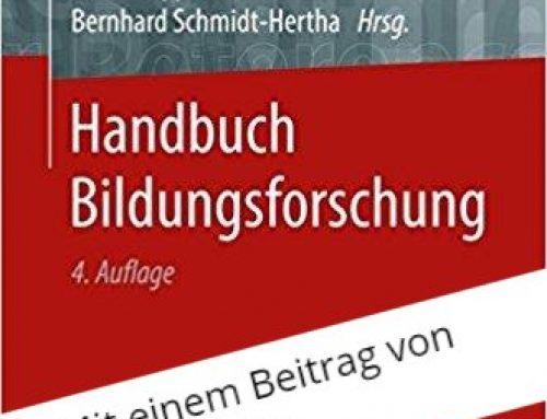Handbuch Bildungsforschung (2018)