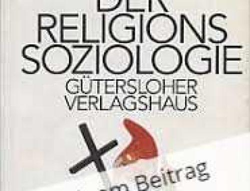 Wörterbuch der Religionssoziologie (1994)