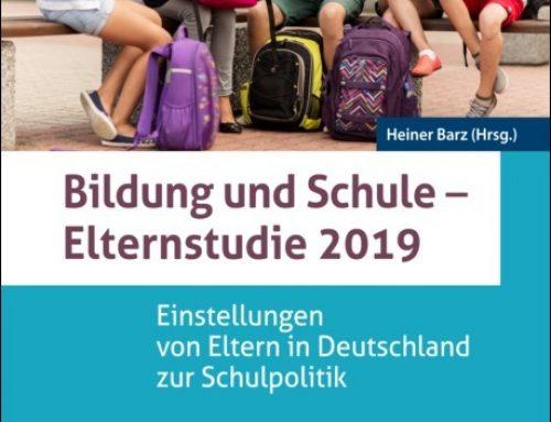 Bildung und Schule – Elternstudie 2019 (2019)